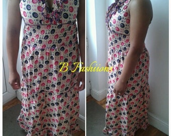 One size Summer Maxi dress