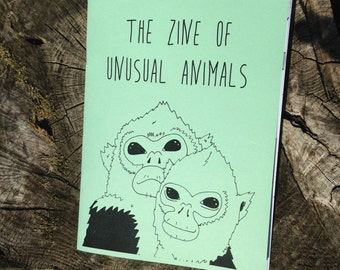 The Zine of Unusual Animals