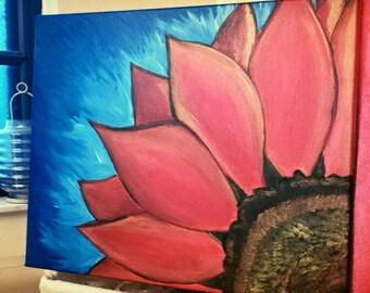 Sunkissed Flower