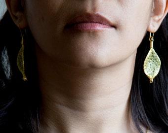 Gold earrings wire mesh earrings mesh earrings mesh jewelry gold jewelry boho earrings modern earrings bridal jewelry bridesmaid earrings