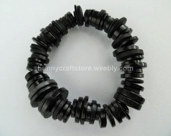 Button Bracelet -Black