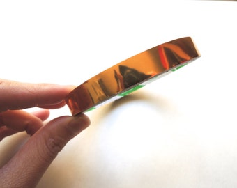 Metallic Gold Tape.