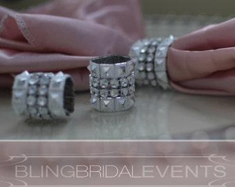 Bling Napkin Rings