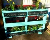 Herb or flower planter
