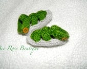 knitted baby sandals, unisex- baby boy sandals, baby boy booties, newborn booties/ newborn . baby boy coming home outit. 0-6M