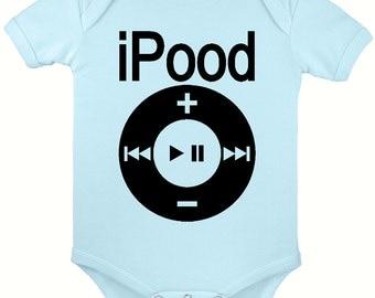 Ipood babygrow,baby suit,onesie..0-3 months,3-6 months,6-12 months