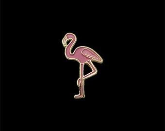 Flamingo Lapel Pin