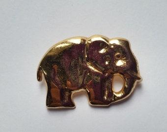 Napier Elephant Brooch