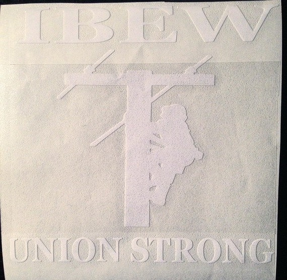 IBEW Union Strong