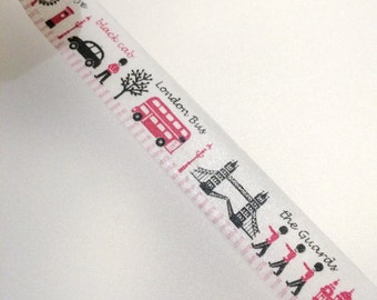 Japanese Washi Tape - Little London