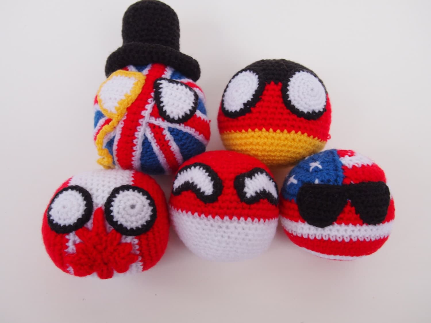 new countryball plushies ive - photo #20