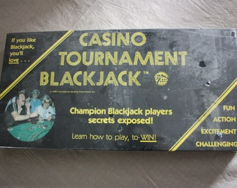 Casino Tournament Blackjack