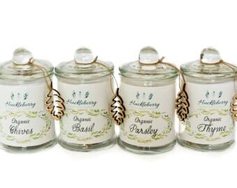 1 Mini Herb Jar