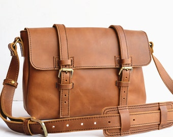 Leather Satchel Bag Leather Satchel Men Leather Bag Men