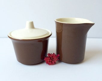 CLEARANCE-Vintage Cream Pitcher and Sugar Bowl