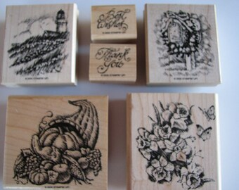 Stampin Up Always On My Mind Stamp Set