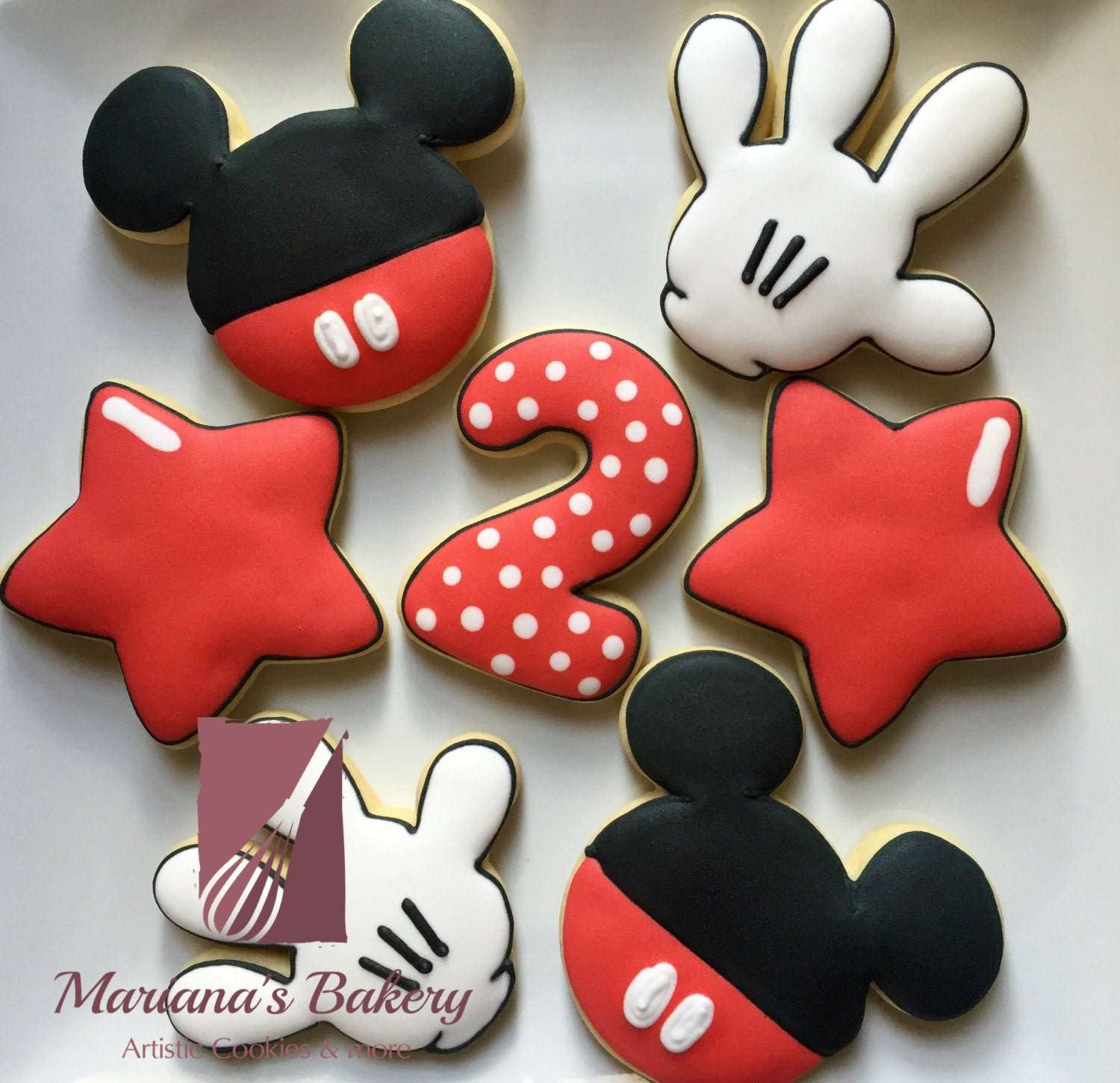 Baby Mickey Mouse Cake Decorating Ideas