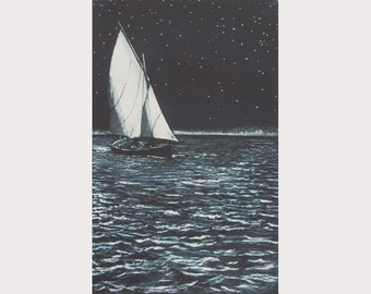 Sailing under the Stars