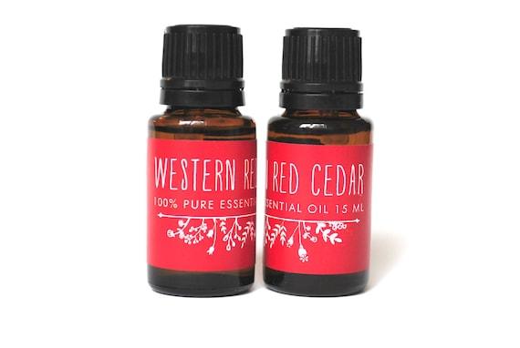 how to make cedar essential oil