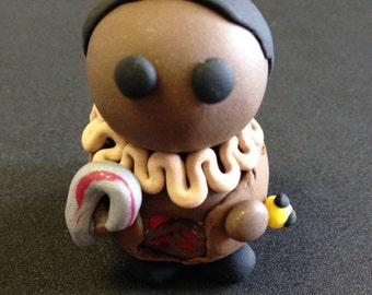 Lil Chub inspired by Candyman