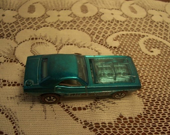 Vintage Hot Wheels Redline Lite-Blue Bye-Focal reserved sold