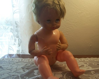 Vintage Deluxe Moving or Talking Doll