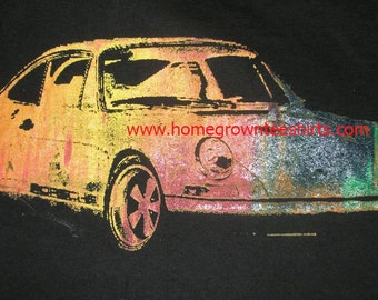 911  #24  t shirt one of a kind, never the same colors