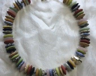 Multi - Coloured Necklace