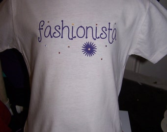 Fashionista Kids T-Shirt