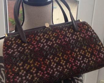 1960s welsh wool kelly bag!