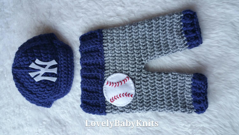 Newborn Ny Yankees Costume Baby Boy Baseball By