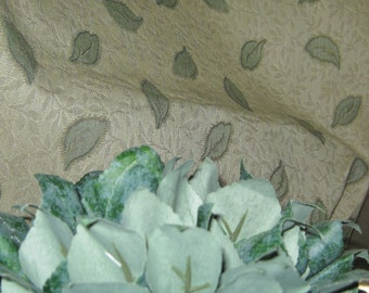 Maxwell Fabrics Indoor/Outdoor Leaf Fabric