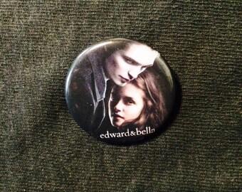 Twilight Edward & Bella Pin