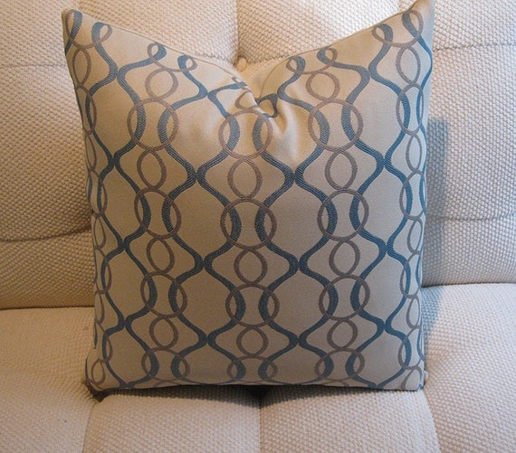 Inexpensive Throw Pillow Covers : Items similar to Blue Pillow Covers, Throw Pillow Covers, Accent Pillow, Throw Pillows Cheap ...
