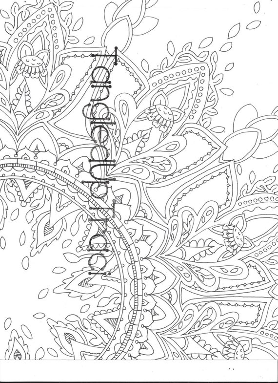 colorama coloring pages colored - photo#1
