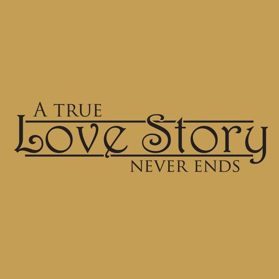 Love Covers A True Story Never Ends
