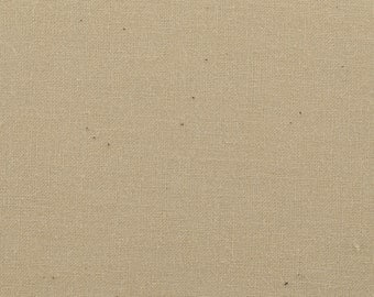 "Roc-lon Fabric - Tea Dyed Muslin - ""Light"" - One Yard Cut - tan muslin, high quality muslin fabric, off white muslin fabric"