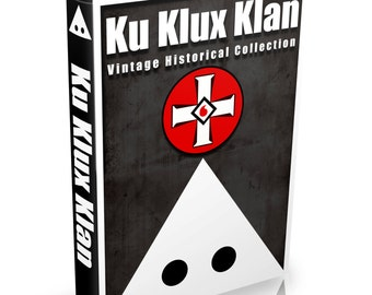 essays of a klansman Although the ku klux klan has gone through many changes since its beginning, the present klan is not very different from the original organization.