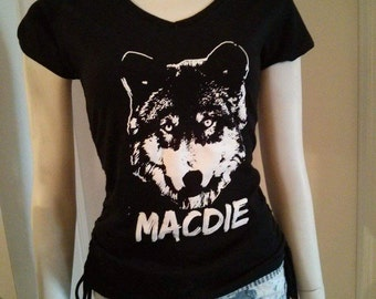tshirt women macdie