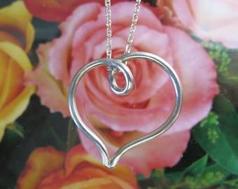 """necklace """"Coeur"""""""