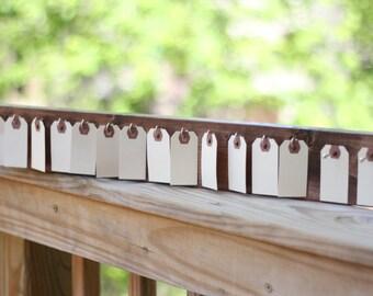 Wooden Chore Chart