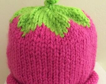 Baby Berry Hat
