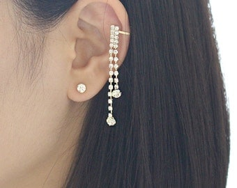 PRINCESS EAR CUFF
