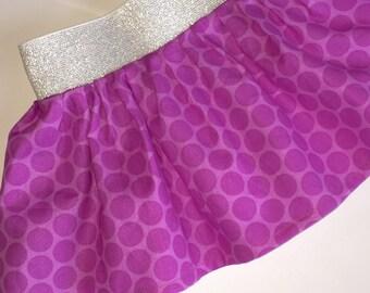 Polka Dot Twirl Skirt