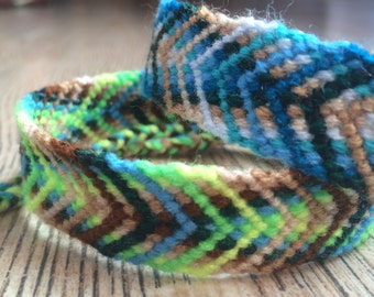 Bracelet.Friendship.Cuff.Handwoven.Knotted.Handmade.Friendship.Thread.Jewelry.gifts.Best friend.present.Summer.Neon.Blue.Lime.Girl.Guy.Unisx