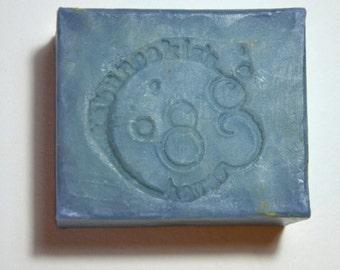 THYME & GRAPEFRUIT SOAP -  handmade soap / olive oil soap / all natural soap  / Homemade Soap / vegan soap  organic soap rustic