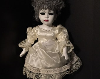 Evil Haunted Horror Doll