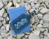 OnTheMtn Luggage Tag and Passport Cover