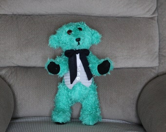 Teddy Bear (Gentle Man Jim) Green with envy Character Bear