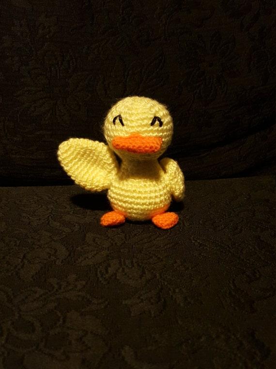 Amigurumi Duck Baby